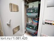 Купить «Электрощит», фото № 1081420, снято 17 августа 2009 г. (c) Zelenograd.ru / Фотобанк Лори