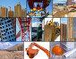 Строительно-промышленный коллаж, фото № 1081816, снято 24 ноября 2016 г. (c) Кекяляйнен Андрей / Фотобанк Лори