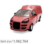 Купить «Фургон будущего», иллюстрация № 1082764 (c) ИЛ / Фотобанк Лори