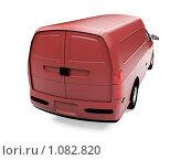 Купить «Фургон будущего», иллюстрация № 1082820 (c) ИЛ / Фотобанк Лори