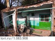 Купить «Ветхое жильё...», фото № 1083908, снято 3 сентября 2009 г. (c) WalDeMarus / Фотобанк Лори