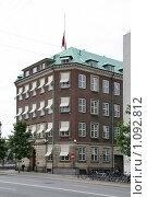 Купить «Дания. Копенгаген. Городской пейзаж.», фото № 1092812, снято 4 августа 2009 г. (c) Александр Секретарев / Фотобанк Лори