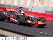 Купить «Формула 1», фото № 1093024, снято 19 июля 2009 г. (c) Петр Крупенников / Фотобанк Лори