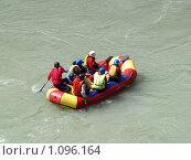 Сплав по реке Катунь (2007 год). Редакционное фото, фотограф Аркадий Кожуренко / Фотобанк Лори