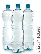 Купить «Бутылка воды», фото № 1103996, снято 15 сентября 2009 г. (c) Зайцев Алексей / Фотобанк Лори