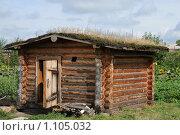 Купить «Баня по чёрному», эксклюзивное фото № 1105032, снято 26 июля 2009 г. (c) Free Wind / Фотобанк Лори