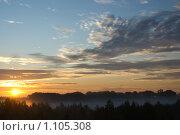 Утро. Стоковое фото, фотограф Сергей Жуков / Фотобанк Лори