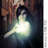 Купить «Магический удар», фото № 1108772, снято 19 апреля 2009 г. (c) Юлия Колтырина / Фотобанк Лори