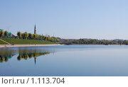 Купить «Город Лениногорск. Озеро.», фото № 1113704, снято 6 сентября 2009 г. (c) Булат Каримов / Фотобанк Лори