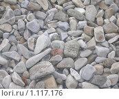 Галька, камешки на черном море. Стоковое фото, фотограф Анастасия Карташова / Фотобанк Лори