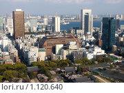 Токио днем (2007 год). Редакционное фото, фотограф Иван Новиков / Фотобанк Лори