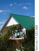Загородный дом. Стоковое фото, фотограф Екатерина Воякина / Фотобанк Лори