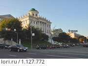 Дом Пашкова (2008 год). Редакционное фото, фотограф Сергей Валентинович Анчуков / Фотобанк Лори