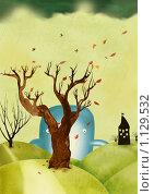 Купить «Прятки», иллюстрация № 1129532 (c) Андреева Екатерина / Фотобанк Лори