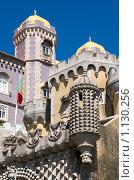 Башни дворца Синтры (2009 год). Стоковое фото, фотограф Игорь Демидов / Фотобанк Лори