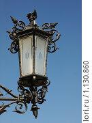Купить «Уличный фонарь», фото № 1130860, снято 14 августа 2006 г. (c) Elnur / Фотобанк Лори