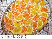 """Купить «Мармелад """"лимонные дольки""""», фото № 1130940, снято 31 июля 2006 г. (c) Elnur / Фотобанк Лори"""