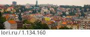 Городской пейзаж, Прага (2009 год). Стоковое фото, фотограф Чехов Дмитрий Валерьевич / Фотобанк Лори