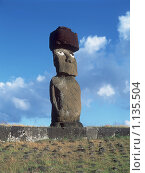 Купить «Остров Пасхи», фото № 1135504, снято 22 апреля 2019 г. (c) Leksele / Фотобанк Лори