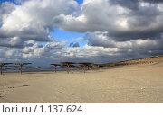 Израильский пляж (2009 год). Стоковое фото, фотограф Татьяна Ежова / Фотобанк Лори