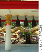 Купить «Таиланд, Паттайя, колокола около буддийского храма», фото № 1140292, снято 15 марта 2009 г. (c) Елена Воронкова / Фотобанк Лори