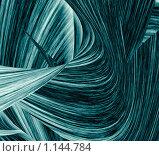 Абстракция криволинейная. Стоковая иллюстрация, иллюстратор Наталья Ревкина / Фотобанк Лори
