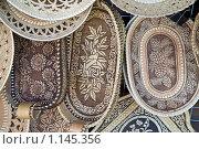 Купить «Сувениры», фото № 1145356, снято 19 июля 2009 г. (c) Parmenov Pavel / Фотобанк Лори
