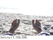 Отдых у моря. Стоковое фото, фотограф Анна Збожинская / Фотобанк Лори