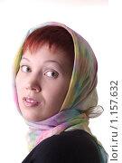 Купить «Портрет девушки», фото № 1157632, снято 16 октября 2009 г. (c) Сергей Шумаков / Фотобанк Лори
