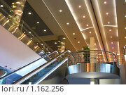 Купить «Эскалатор», фото № 1162256, снято 27 мая 2007 г. (c) Бабенко Денис Юрьевич / Фотобанк Лори
