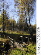 Старый мост. Стоковое фото, фотограф Екатерина Стрельникова / Фотобанк Лори