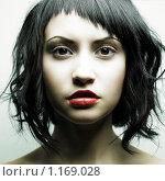 Купить «Портрет девушки с короткой креативной стрижкой. Модное фото», фото № 1169028, снято 22 октября 2009 г. (c) Майер Георгий Владимирович / Фотобанк Лори