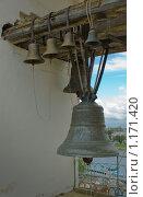 Софийская звонница. Стоковое фото, фотограф Олег Абрамов / Фотобанк Лори
