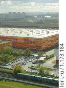 Купить «Бывший завод АЗЛК, ныне Renault», фото № 1173184, снято 24 сентября 2009 г. (c) Алексеенков Евгений / Фотобанк Лори