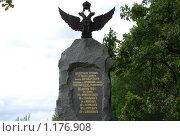 Купить «Памятник русским воинам на Бородинском поле», фото № 1176908, снято 7 августа 2008 г. (c) Григорий Евсеев / Фотобанк Лори