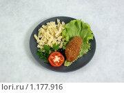 Готовое блюдо. Стоковое фото, фотограф дмитрий толмачев / Фотобанк Лори