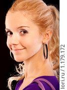Купить «Блондинка», фото № 1179172, снято 8 октября 2009 г. (c) BestPhotoStudio / Фотобанк Лори