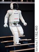 Купить «Робот Асимо», фото № 1182460, снято 27 августа 2008 г. (c) Zelenograd.ru / Фотобанк Лори
