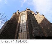 """Костел """"Девы Марии"""" в Мюнхене. Стоковое фото, фотограф Александр Лавренюк / Фотобанк Лори"""