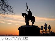 Купить «Памятник князю Владимиру.г. Владимир.», фото № 1188332, снято 3 января 2008 г. (c) Ann Perova / Фотобанк Лори