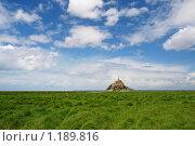 Мон Сан-Мишель (2009 год). Стоковое фото, фотограф Aleksey Trefilov / Фотобанк Лори