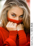Купить «Глаза девушки», фото № 1189868, снято 9 октября 2009 г. (c) Вероника Галкина / Фотобанк Лори