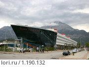 Сухопутный Титаник (2008 год). Редакционное фото, фотограф Алексеев Борис / Фотобанк Лори