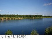 Водный пейзаж. Стоковое фото, фотограф Алексей Вялов / Фотобанк Лори