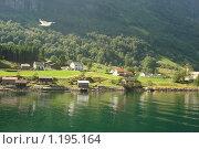 Норвегия. Стоковое фото, фотограф Шеронова Марина / Фотобанк Лори