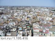 Крыши. г. Толедо (2009 год). Стоковое фото, фотограф Шеронова Марина / Фотобанк Лори