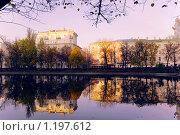 Городской пейзаж (2009 год). Стоковое фото, фотограф Климонтова Александра / Фотобанк Лори