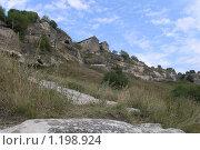 Чуфут-Кале, Крым (2004 год). Стоковое фото, фотограф Асадчева Марина / Фотобанк Лори