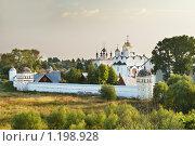 Купить «Суздаль, Покровский монастырь», фото № 1198928, снято 22 августа 2009 г. (c) Дмитрий Яковлев / Фотобанк Лори