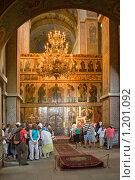 Софийский собор в Великом Новгороде, фото № 1201092, снято 19 июля 2009 г. (c) Parmenov Pavel / Фотобанк Лори